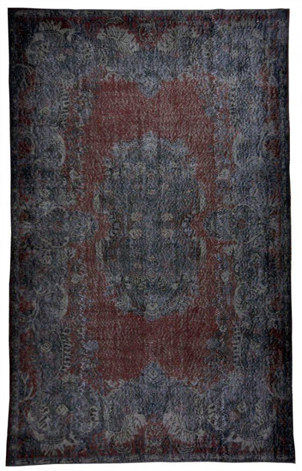 Adana-zwart-paars-41111-bovenkant