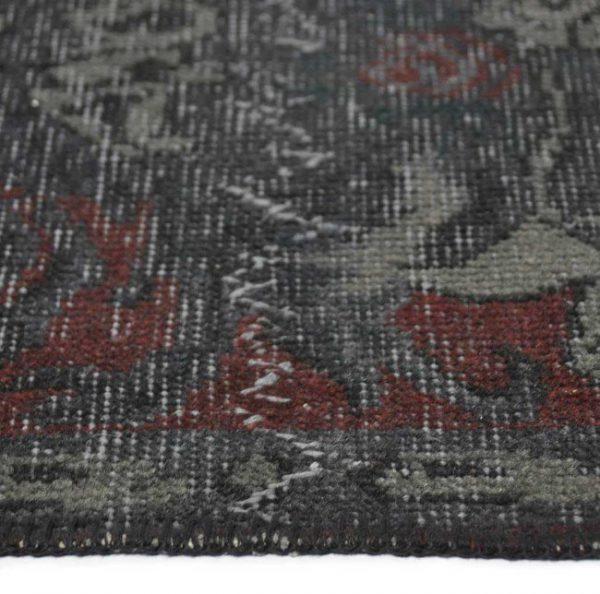 Adana-zwart-paars-41111-zijkant