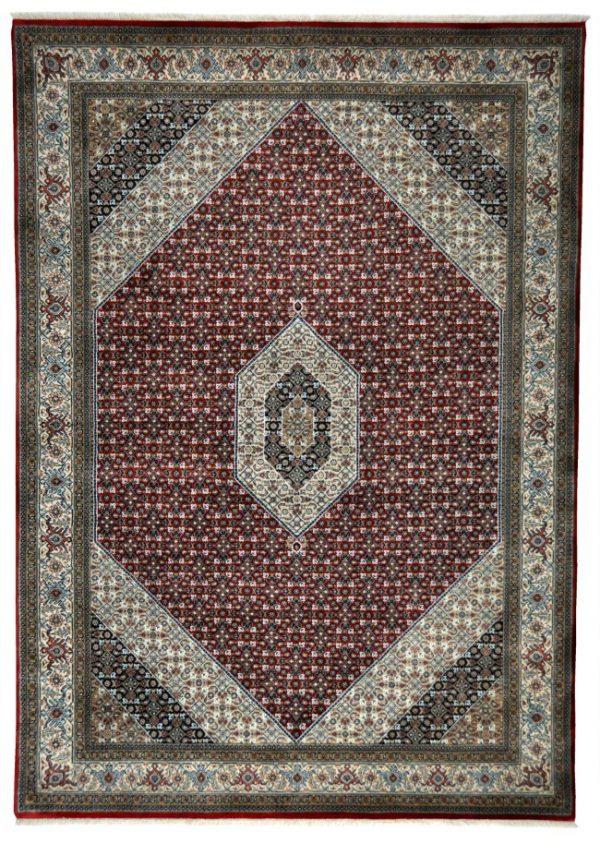 Afshar-Mahi-rood-bruin-87565-bovenkant