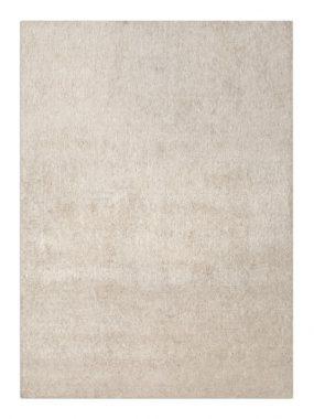 Polyester uni wit zacht hoogpolig tapijt. Geeft sfeer in moderne huiskamer. In Leiden Wolvega en Tilburg verkrijgbaar