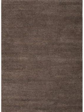 Hoogpolig zacht Marokkaanse wollen Berber tapijt in bruin grijs. Verkrijgbaar in onze winkels Tilburg Den Bosch Breda Eindhoven
