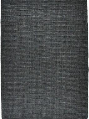 Trendy en modern betaalbaar tapijt Cabel: grijs katoen / denim. Perez winkels: Tilburg Den Bosch Eindhoven en Breda