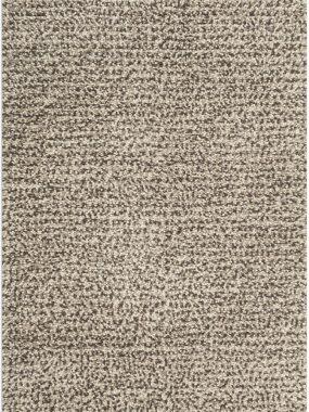 Dik zacht en hoogpolig design tapijt Helsinki in kleuren beige en wit. Is te koop in Tilburg Didam Oldenzaal en Leiden
