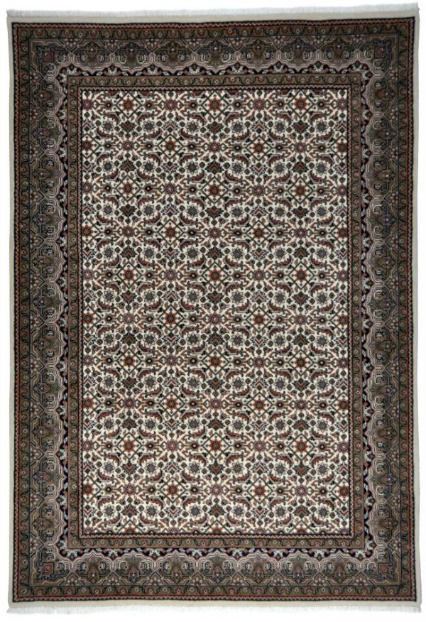 Herati-5-crema-bruin-85194-bovenkant