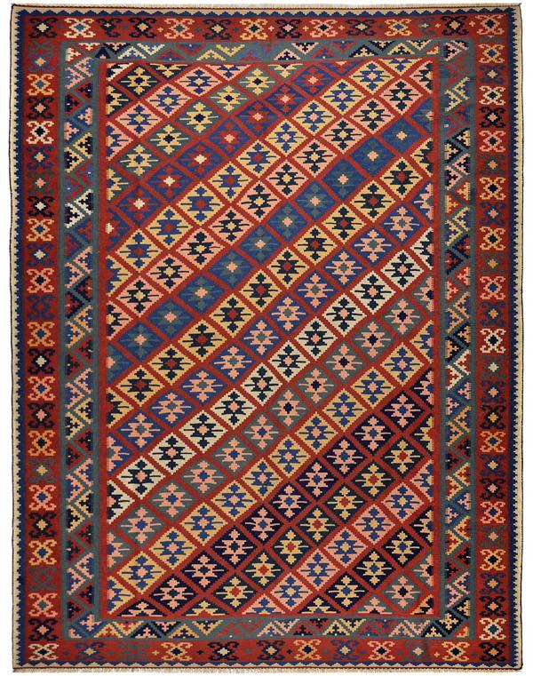 Kelim-Khyber-(29537)-bovenkant