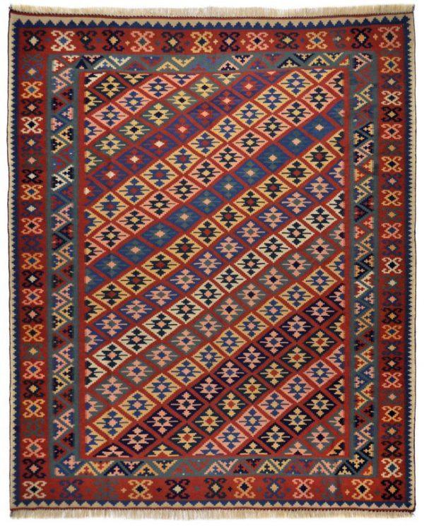 Kelim-Khyber-29537-bovenkant