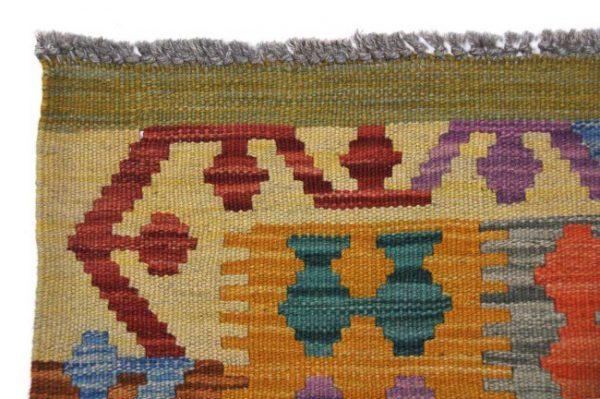 Kelim-Khyber-78014-bovenkant-detail
