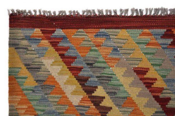 Kelim-Khyber-87018-bovenkant-detail