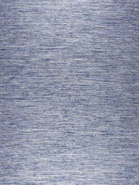 Modern en trendy tapijt Lima in blauw en zwart