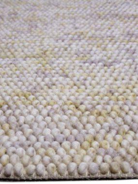 Trendy karpet Manilla met hoge noppen, bollen of lussen in kleur beige en bruin. In Arnhem Didam Eindhoven en Tilburg te koop