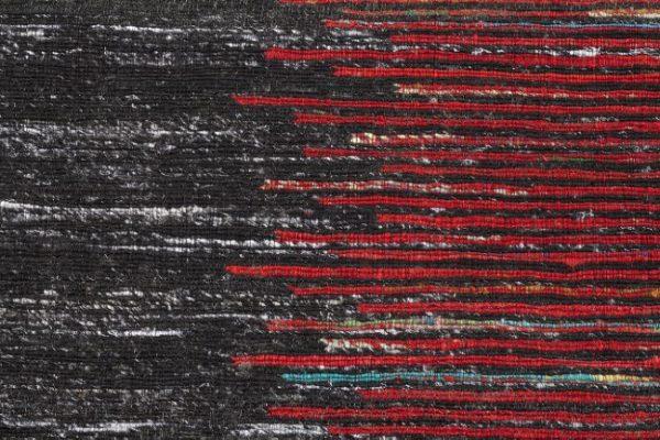Milan-rood-zwart-detail