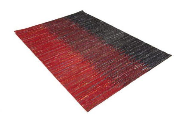 Milan-rood-zwart-diagonaal