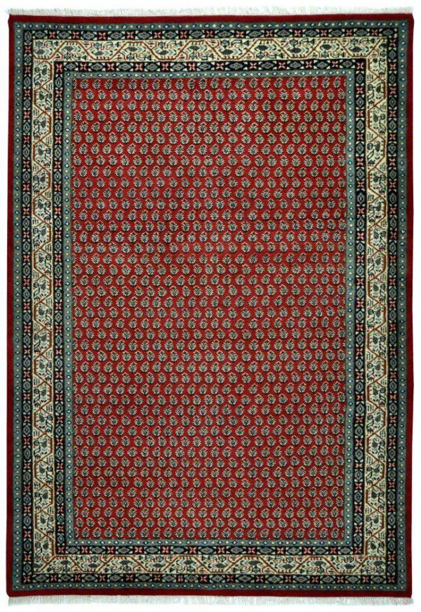 Mir-Plain-rood-creme-89061-bovenkant