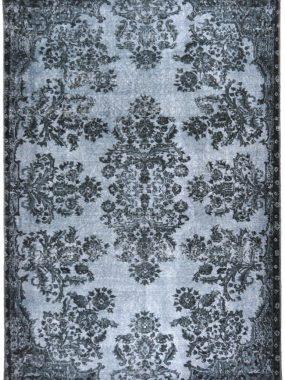 Novum grijs blauw vintage karpet. Verkrijgbaar in diverse maten en kleuren. Zeer betaalbaar en verkrijgbaar in Tilburg Didam Wolvega