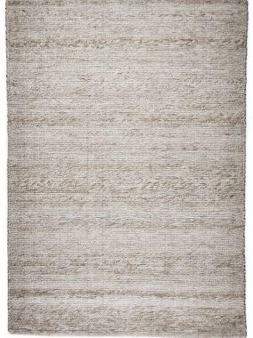 Handgeweven grijs en beige karpet Montana van zuiver scheerwol. Bezoek onze winkels: Doetinchem Oldenzaal Tilburg Breda Eindhoven
