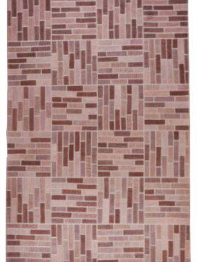 Roze vintage Patch karpet past in elk modern interieur Onze vloerkledenwinkels: Eindhoven Didam Den Haag Enschede en Hoogeveen.