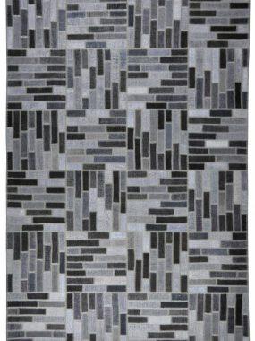 Vintage Patch karpet / vloerkleed in bruin en beige. Te koop in: Tilburg Leiden Arnhem Wolvega en Oldenzaal. Mooi in ieder interieur
