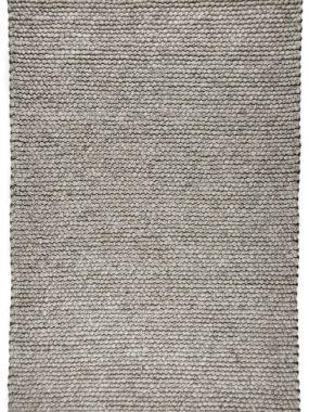 Grijs hoogpolig wollen vloerkleed Reno uit stijlgroep Eigentijds. Te koop in onze winkels: Enschede Tilburg Den Bosch en Didam