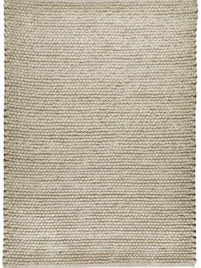 Beige hoogpolig flatweave vloerkleed Reno uit stijlgroep Eigentijds. Te koop in onze winkels: Arnhem Eindhoven Tilburg en Didam