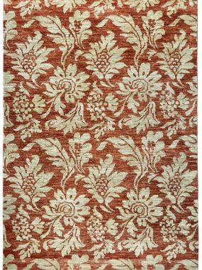 Handgeknoopt verkleed Shalimar Callco is gemaakt van zuiver scheerwol.