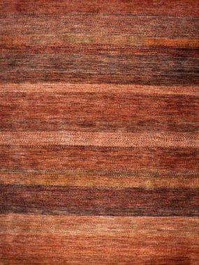 Rood / beige handgeknoopt wollen tapijt Shalimar Pampus. Te koop in Tilburg Arnhem Wolvega Enschede en Voorschoten. Mooi in moderne interieur.