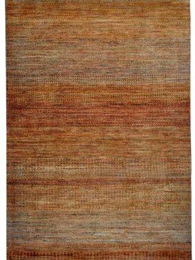 Rood / beige handgeknoopt wollen karpet Shalimar Pampus. Te koop in Breda Doetinchem Wolvega Oldenzaal en Voorschoten. Mooi in moderne interieur.