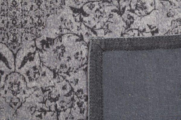 Tabriz-antraciet-achterkant