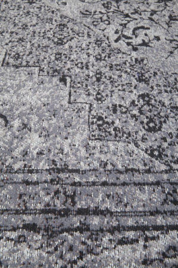 Tabriz-antraciet-detail-hoek