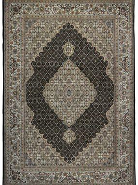 Oosters Tabriz vloerkleed of tapijt. Past in klassiek of modern interieur. Verkrijgbaar in Tilburg Hoogeveen Oldenzaal Leiden.