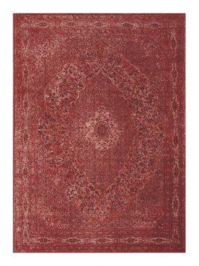 Handgemaakt rood wollen tapijten Tabriz. Past in landelijk en modern interieur Advies in winkels: Tilburg Breda Zoeterwoude Oldenzaal