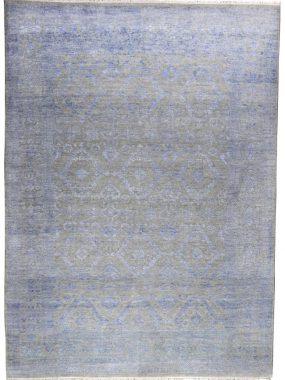 Vintage en trendy grijs blauw karpet of vloerkleed. Mooi in interieur. Te koop in winkels Doetinchem Breda Hoogeveen Oldenzaal leiden.