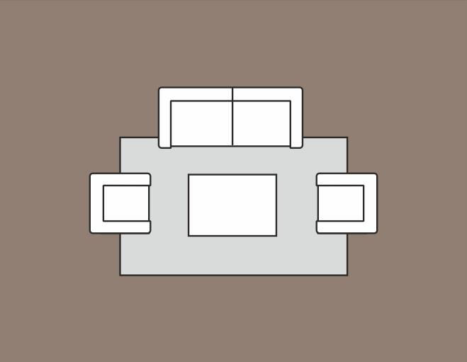 maat vloerkleed: 300 x 200 cm