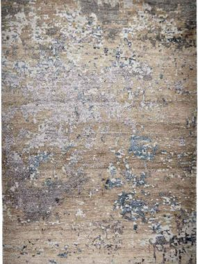 tapijt Nature Canyon is va wol is handgeknoopt. Het taoijt is verkrijgbaar bij Perez vloerkleden