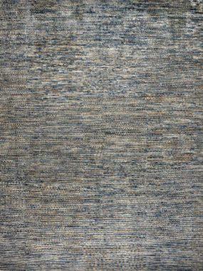 vloerkleed umbra Fields beige blauw