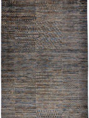 vloerkleed tapijt Umbra beige blauw