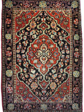 Perzische antiek Sarouck tapijt