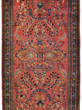 Antiek Perzisch tapijt Sarouck