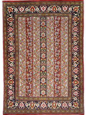 antiek Ghoum tapijt zeer zeldzaam en verkrijgbaar bij Perez voerkleden