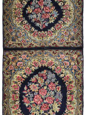 exclusief antiek tapijt Kirman is uitsluitend verkrijgbaar bij Perez vloerkleden in Tilburg