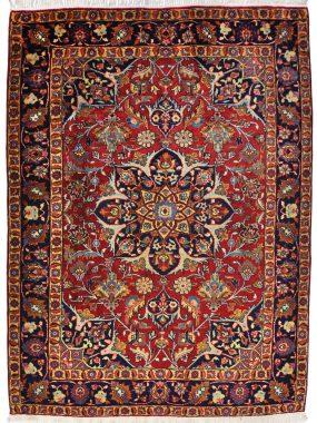 Zeldzaam Perzisch Tabriz tapijt is verkrijgbaar bij Perez Tilburg