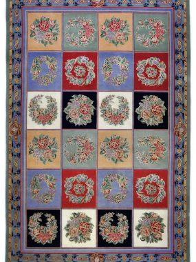 Zeldzame Tabriz tapijt is verkrijgbaar bij Perez vloerkleden