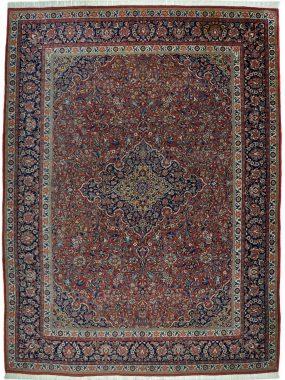 Uniek Keshan tapijt is verkrijgbaar bij Perez vloerkleden