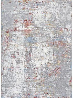 tapijt vloerkleed olympia erased rood is verkrijgbaar bij Perez vloerkleden in tilburg