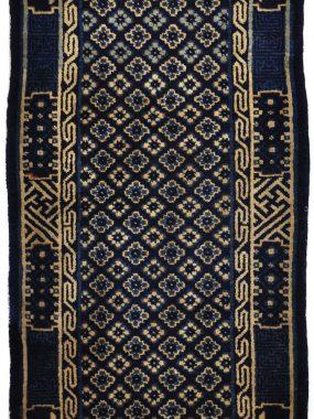 antiek handgeknoopt Chinees tapijt is verkrijgbaar bij Perez vloerkleden.
