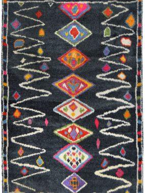 handgeknoopt vloerkleed / tapijt Meram is verkrijgbaar bij Perez Tilburg