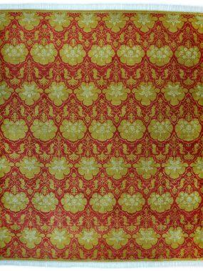 Antiek tapijt Century is handgeknoopt en verkrijgbaar bij Perez vloerkleden in Tilburg