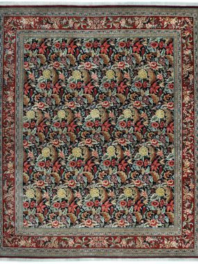 handgeknoopt tapijt Didjar is verkrijgbaar bij Perez vloerkleden in Tilburg