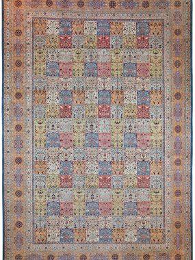 Uniek Tabriz tapijt is verkrijgbaar bij Perez vloerkleden in Tilburg