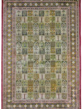 Ghoum vloerkleed of tapijt is verkrijgbaar bij Perez vloerkleden