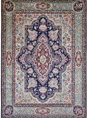 Handgeknoopt Keshan tapijt is verkrijgbaar bij Perez vloerkleden